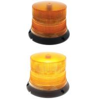 4 High Power 3 Watt LED Beacon Light