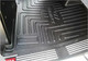 Peterbilt 357 377 378 379 385 Minimizer Driver Side Floor Mat Close Up