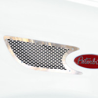Breather Screen Replacement With Horizontal Oval Holes