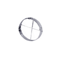 Lifetime Chrome Axel Ring