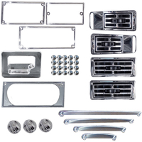 Kenworth 2002-2006 Dash Kit Side B
