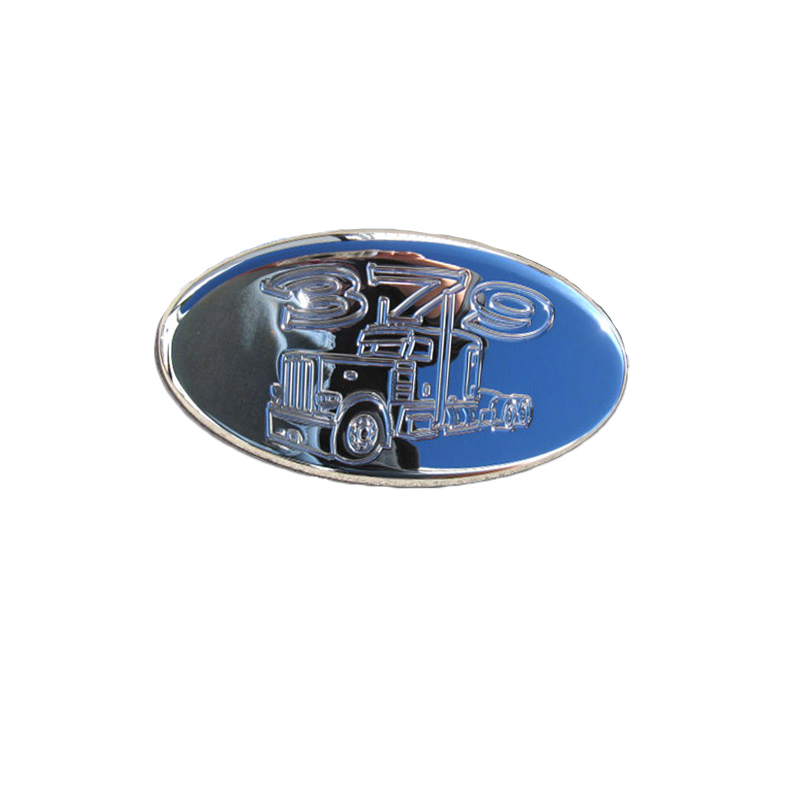Engraved Peterbilt 379 Emblem