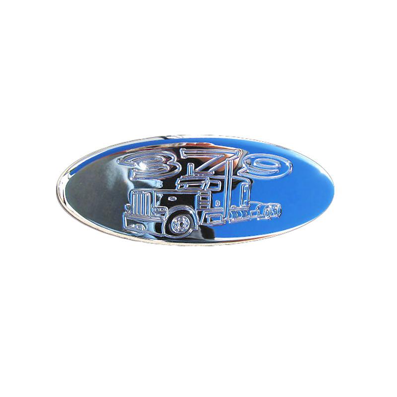 Engraved Peterbilt Unibilt Emblem - 379