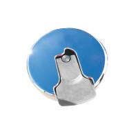 Peterbilt Fuel Cap Cover With Square Handle
