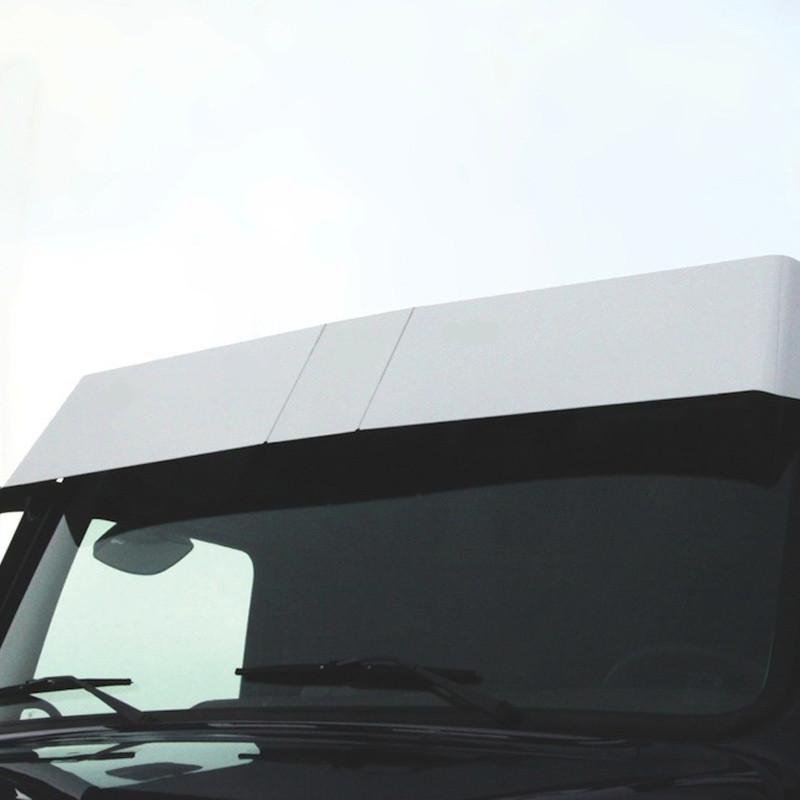 "Volvo VN 14"" Blind Mount Blank Drop Visor"