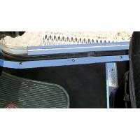 Peterbilt 359 Cab Door To Carpet Transition Trims