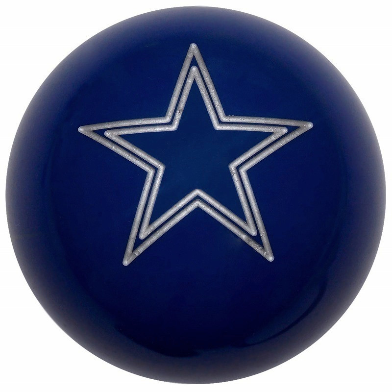 Blue Star Shift Knob