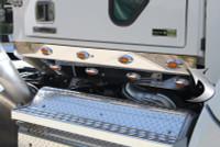 Western Star 4700 Cab Panels w/ 8 Elite Mini Amber Lights