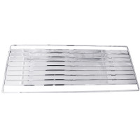 International 4700 4900 Stainless Grill Overlay