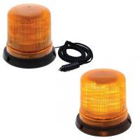 10 High Power LED Beacon Light Magnet Mount
