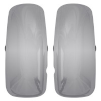 Kenworth T600 T660 Chrome Mirror Covers