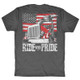Ride With Pride Hammer Lane T-Shirt