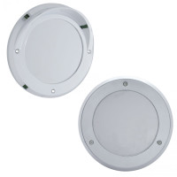 "4"" Mirror Light Bezel With And Without Visor"