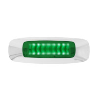 4 5/8 Inch 4 LED Clearance And Marker Lights