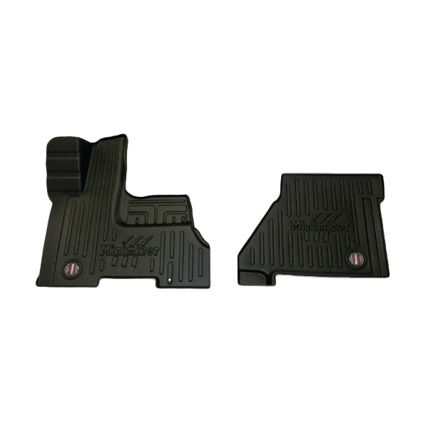 Caterpillar & International Minimizer Floor Mat