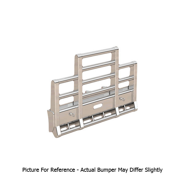 Freightliner Cascadia SBA Herd Super Road Train Bumper Grill Guard With  Horizontal Bars