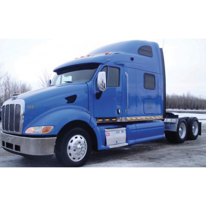 Peterbilt 387 & 587 Cab And Sleeper Panels With LED Lights