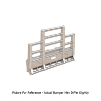 Freightliner Columbia Herd Super Road Train Bumper Grill Guard With Horizontal Bars