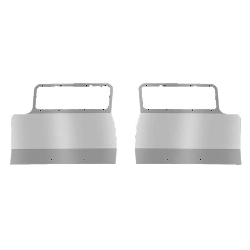 Peterbilt 378 379 Double Headlight Mount Fender Guards