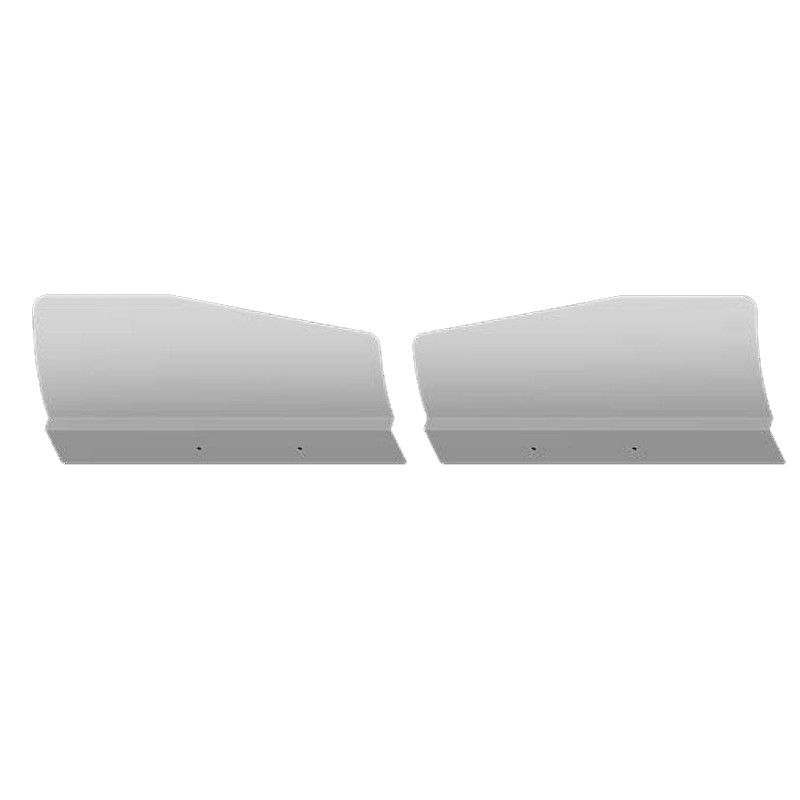 Peterbilt 378 379 Stainless Steel Fender Guards Step Mount Without Bracket