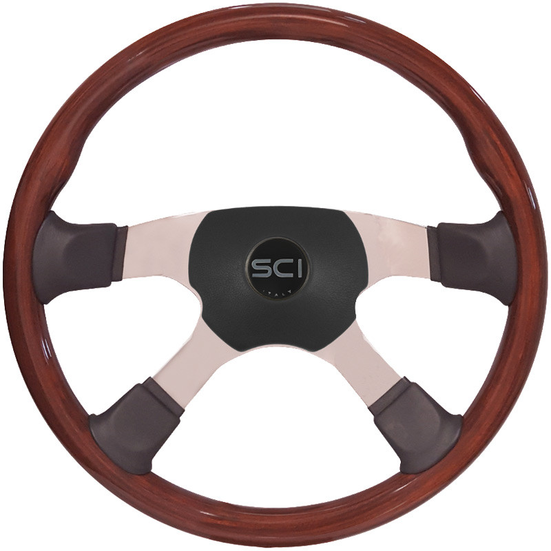 "18"" Tour 4 Steering Wheel"
