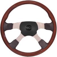 "18"" Tour 4 Steering Wheel"