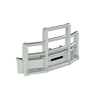 Western Star 4900 2 Post SFA Herd Super Road Train Bumper Grill Guard With Horizontal Bars