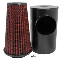 Heavy Duty Air Intake Filter and Canister