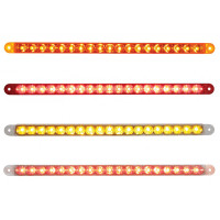 "12"" LED STT & PTC Reflector Light Bar"