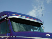 Freightliner Coronado Sun Visor Extension Strip 2005 & Older