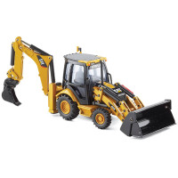 Caterpillar 432E Side Shift Backhoe Loader