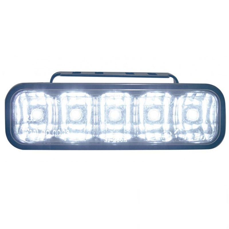 High Power LED Rectangular Auxiliary Work Light