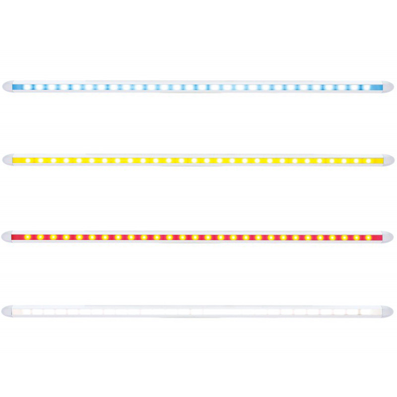 "28 LED 12"" Slim Light Bar"