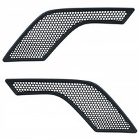 Volvo VNL Hood Black Air Intake Grill Both Sides
