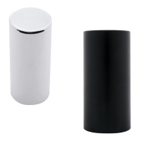 Plastic 33mm Thread-On Cylinder Nut Covers