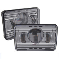 6x4 LED Projector Headlight High & Low Beam
