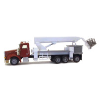 Peterbilt 367 Boom Truck 1/87 Scale