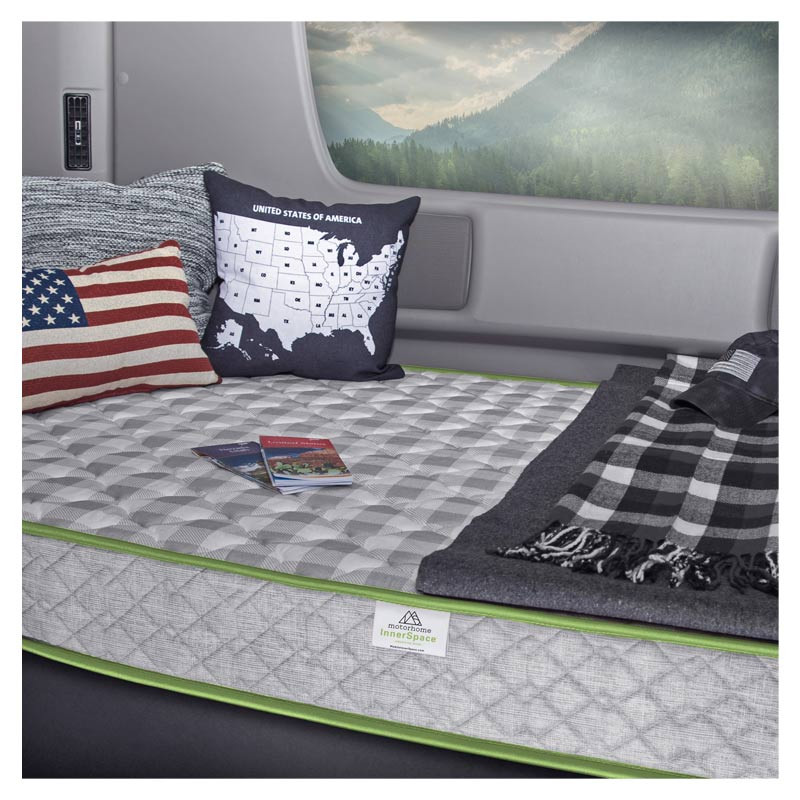 "RV Camper 5.5"" Reversible Mattress"