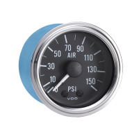 Semi Truck Mechanical Air Pressure Gauge Series 1