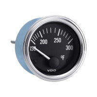 Semi Truck Electrical Oil Temperature Gauge With Optional Kit Series 1