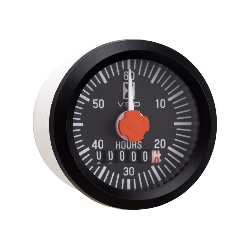 Electrical Cockpit International Hour Meter Gauge With Minute Hand