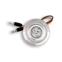 Fusion Chrome Bezeled LED Light