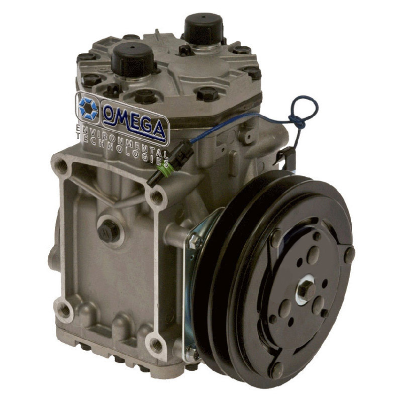York Style Ac Compressor With Clutch 1 Wire Et210l
