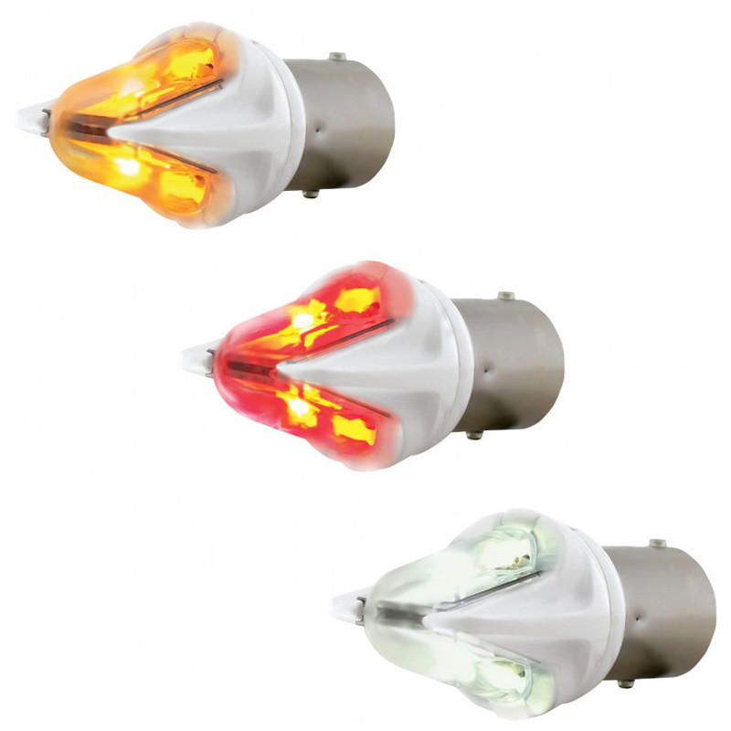 2 High Power LED 1156 Bulb