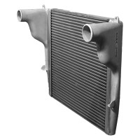 International 9400 9900 Evolution Charge Air Cooler By Dura-Lite 2508455-C1 Reference 1