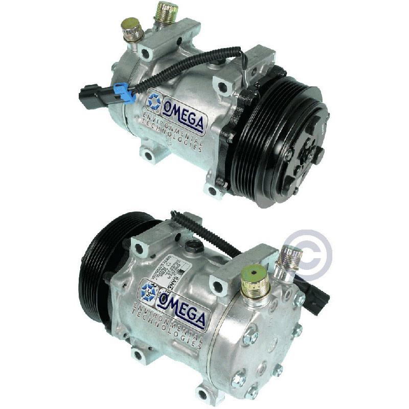 OEM Sanden AC Compressor SD7H15 4883 206RD51M