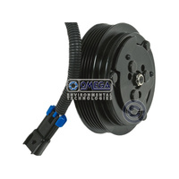 OEM Sanden AC Compressor Clutch PV6 2 Wire 4430