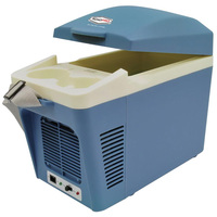 RoadPro 12 Volt 7 Liter Cooler/Warmer With Cup Holders