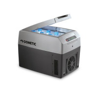TropiCool 14 Liter Thermoelectric Cooler/Warmer Top Open