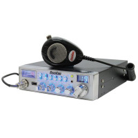 RoadKing 40 Channel CB Radio With USB Port And RK56NC Mic